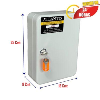 Ordenador de Seguridad 20 Llaves + Identificado