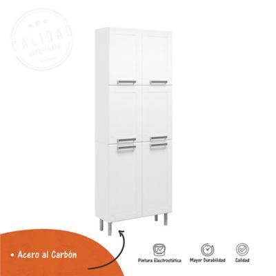Mueble Alacena Doble 43x70cm Blanco