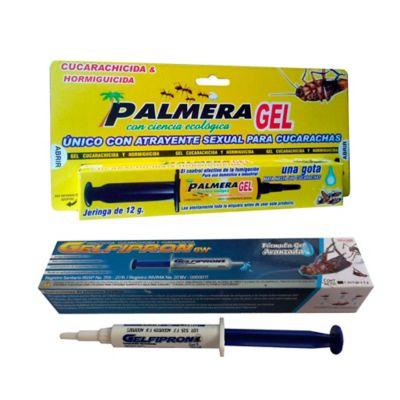 Palmera X 12Gr + Gratis Gelfipron X 5Gr