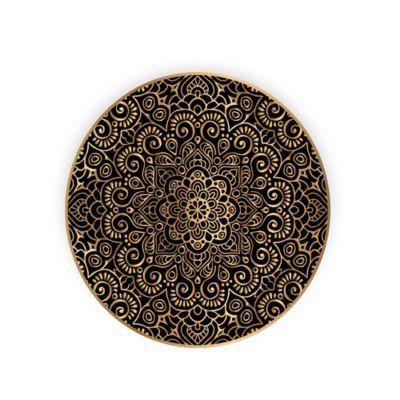 Cuadro Mándala Circular 50 cm
