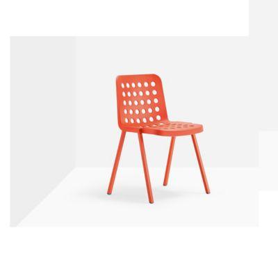 Silla Koi Booky Filtro UV 80x52x53cm Rojo