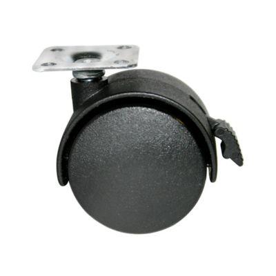Rodachina Rueda con Freno 40mm 1 1/2 Pulg