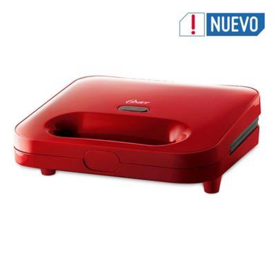 Sanduchera 2 Puestos KSTSM2885R Rojo