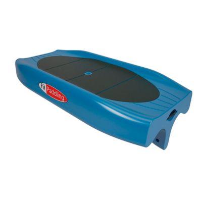 Tabla y Remo para Fitness Sobre el Agua Azul