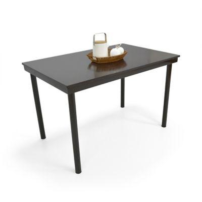 Mesa para Comedor 4 Puestos Loft Wengue
