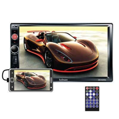 Radio Pantalla Bluetooth Mirrorlink USB SD