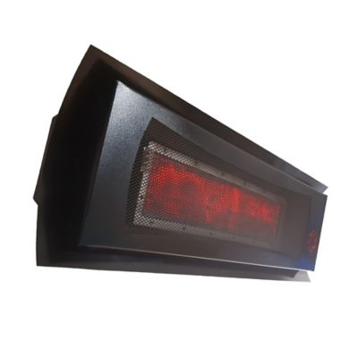 Calefactor a Gas Exterior P/Infrarojo 40kbtu