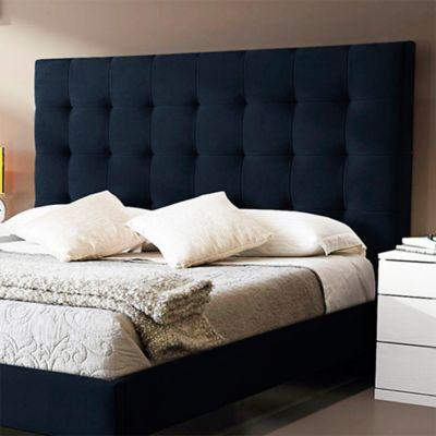 Cabecero Lujo Luxury para Cama Doble Azul