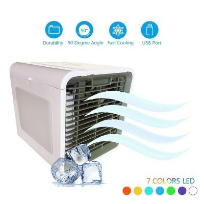 Enfriador Refrigerante de Aire Personal Blanco