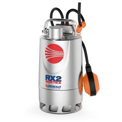Electrobomba Sumergible 0.5 HP110V Agua Sucia Rxm2/20Vt-I
