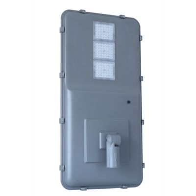 Luminaria Led Solar All In One - 60 W