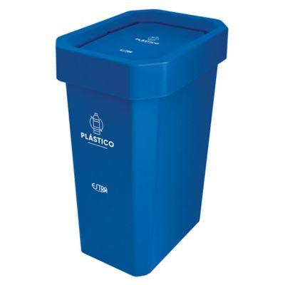 Caneca Estrabins Vaivén 53Lt Plástico Azul