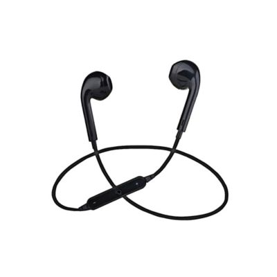Audífonos Bluetooth S6 Negro