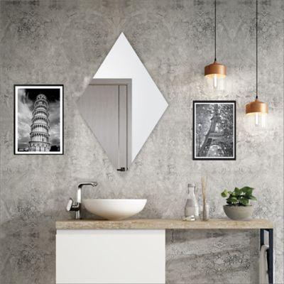 Espejo Sencillo 60x80x3.4cm