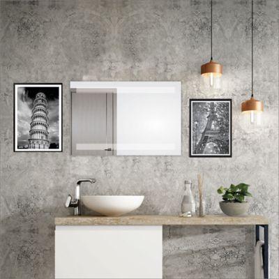 Espejo con Franjas Largas 90x60x3.4cm