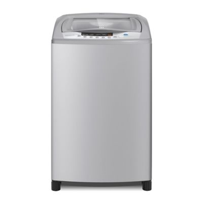 Lavadora Carga Superior 16 Kg Efficace Gris