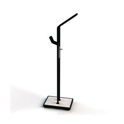 Perchero Balance 50x35x167 Negro/Cemento