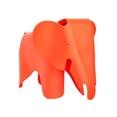 Elefante Infantil Naranja 65x40x44 Naranja