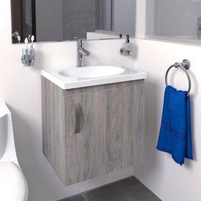 Lavamanos Eco 48x38 Con Mueble Básico Elevado - Tambo