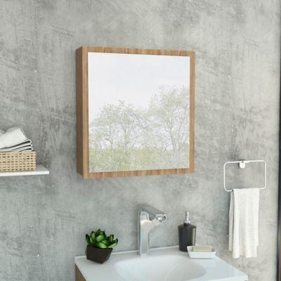 Gabinete para Baño Duma 14.4x50x53.7cm Miel
