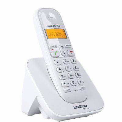 Teléfono Inalámbrico Dig Blanco Hasta 7 Extensiones