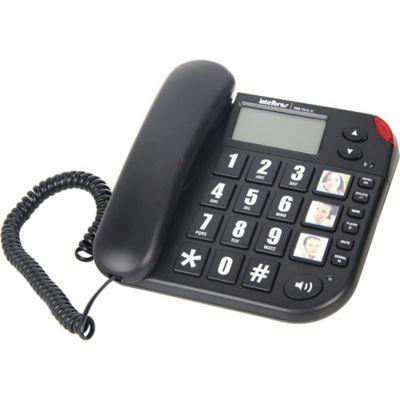 Teléfono Alámbrico Big Button Caller Id