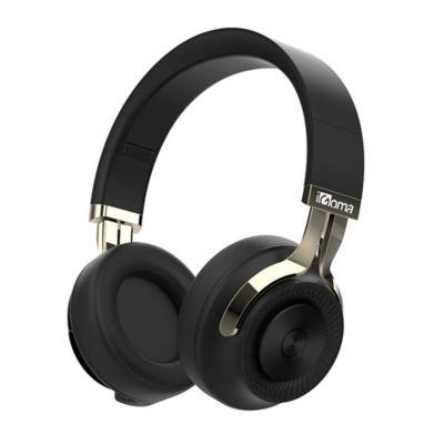 Audífonos Igoma Extrabass Gh20 Bluetooth-Negro