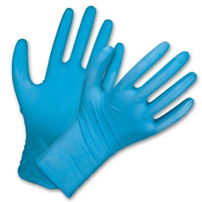 Guante Nitrilo Azul 8 Ml Caja X 50Und