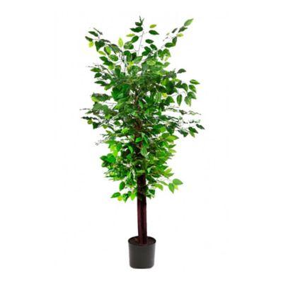 Planta Artificial 57 cm Árbol Verde Hoja
