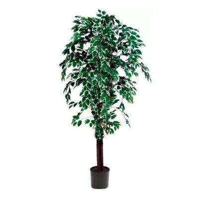 Planta Artificial 57 cm Árbol Variegada