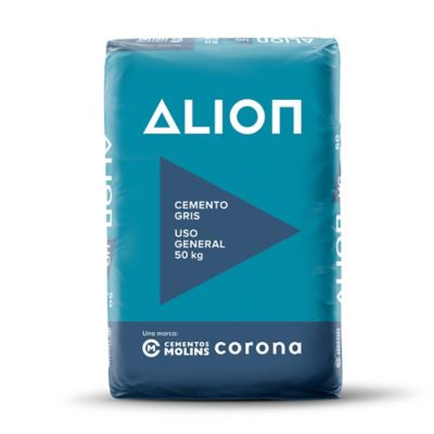 Cemento Gris Alion Uso General 50kg