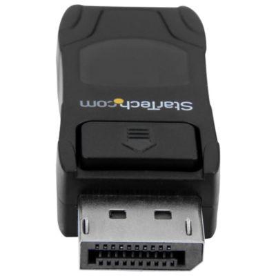 Conversor DisplayPort  a HDMI Negro