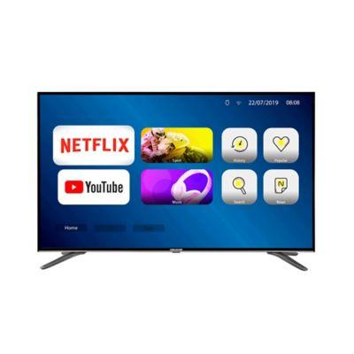 Televisor 50 Pulgadas UHD 4K Negro