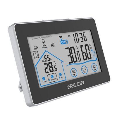 Monitor de Humedad y Temperatura Inalámbrico