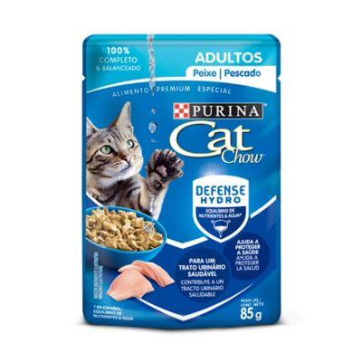 Alimento Para Gatos Adultos Sabor Pescado 15 x 85 Gr