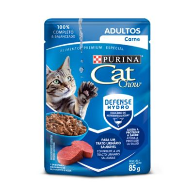 Alimento Para Gatos Adultos Carne 15 x 85 Gr