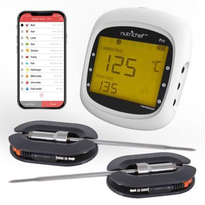 Termómetro Inteligente para Parrillas con Bluetooth y App