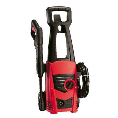 Hidrolavadora Eléctrica 1400w 1600psi Rojo/Negro