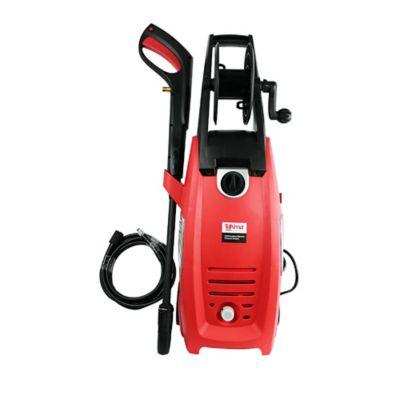 Hidrolavadora Eléctrica 1600w 1800 Psi Rojo/Negro