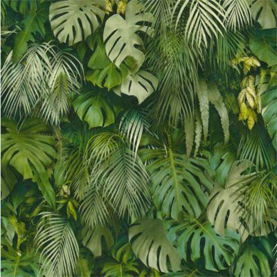 Papel Mural Balazo Verde Greenery