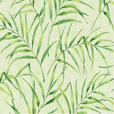 Papel Mural Ramas Verde Greenery