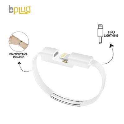 Cable Carga Rapida Tipo Manilla Conector Lightning