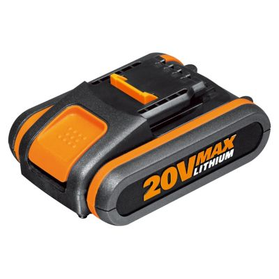 Batería de Litio de 20v 2.0ah Worx Wa3553