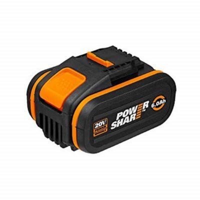 Batería de Litio de 20v 6.0ah Worx Wa3641