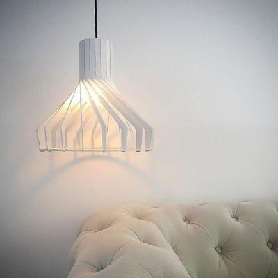 Lámpara Colgante Traslapeo