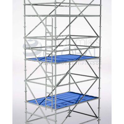 Plataforma Metalica de 0732mm x 320mm