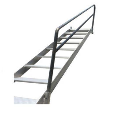 Escalera con Peldaños de 3 Mts Pasamos Interno y Externo