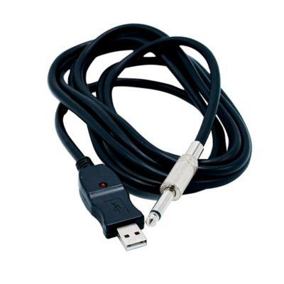 Convertidor De USB A Stereo 6.3mm