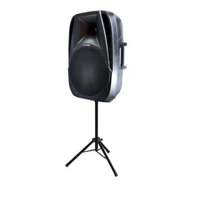 Amplificador Profesional 120Wrms Trípode + Micrófono