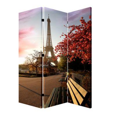 Biombo Primavera Paris 120x180 cm